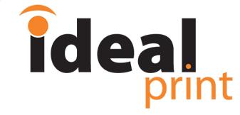 Ideal Print Logo